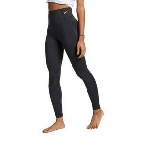 Nike thighs leggings small black super soft small